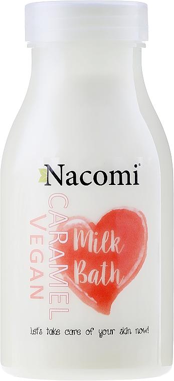 Bademilch mit Karamell - Nacomi Milk Bath Caramel