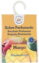 Düfte, Parfümerie und Kosmetik Parfümiertes Duftsäckchen mit Mangoduft - La Casa de Los Aromas Mango Closet Sachet