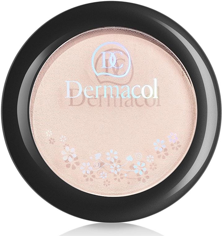 Mineral-Kompaktpuder - Dermacol Mineral Compact Powder