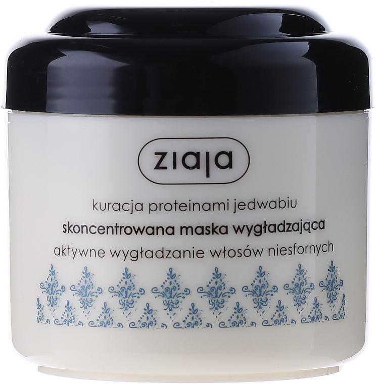 Kräftigende Haarpflege - Ziaja Mask