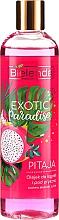 Düfte, Parfümerie und Kosmetik Pflegendes Duschgel Pitaya - Bielenda Exotic Paradise Shower Gel