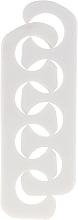 Düfte, Parfümerie und Kosmetik Pediküre Trenner 7583 weiß - Top Choice