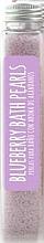 Düfte, Parfümerie und Kosmetik Badeperlen Blaubeere - IDC Institute Bath Pearls Blueberry