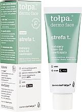 Düfte, Parfümerie und Kosmetik Mattierende Gel-Creme für Tag und Nacht - Tolpa Dermo Face Strefa T Mattifying Face Gel-Cream