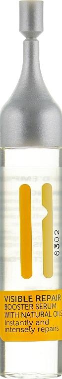 Intensiv regenerierendes Haarbooster-Serum mit natürlichen Ölen für geschädigtes Haar - Londa Professional Visible Repair Serum — Bild N2
