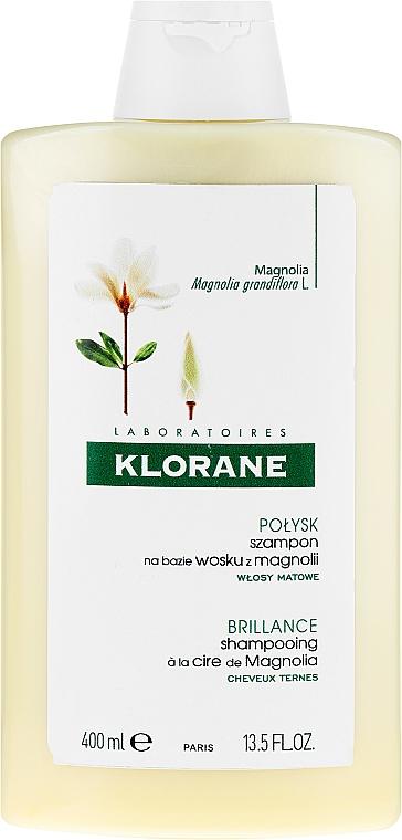 Feuchtigkeitsspendendes Shampoo mit Magnolienwachs - Klorane Shampoo with Magnolia
