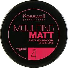 Düfte, Parfümerie und Kosmetik Modellierende Haarpaste mit Matt-Effekt - Kosswell Professional Dfine Moulding Matt 4