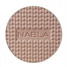 Düfte, Parfümerie und Kosmetik Highlighter-Gesichtsconcealer - Nabla Shade & Glow Refill (Austauschbarer Pulverkern)