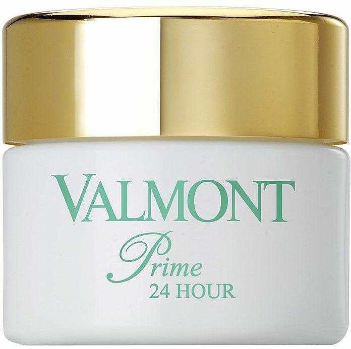 Belebende Anti-Aging Feuchtigkeitscreme für das Gesicht - Valmont Energy Prime 24 Hour