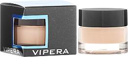 Düfte, Parfümerie und Kosmetik Glättende und aufhellende Gesichts- und Körpermousse mit lichtreflektierenden Partikeln - Vipera Smart Mousse