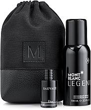 Düfte, Parfümerie und Kosmetik Kosmetiktasche MakeTravel schwarz - MakeUp (15x10x6 cm ohne Inhalt)