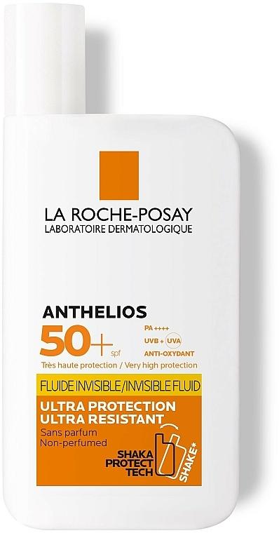 Sonnenschutzfluid für empfindliche Gesichtshaut SPF 50+ - La Roche-Posay Anthelios Invisible Fluid