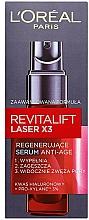 Düfte, Parfümerie und Kosmetik Regenerierendes Anti-Aging Gesichtsserum - L'Oreal Paris Revitalift Laser X3