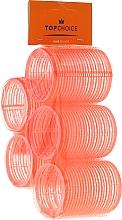 Düfte, Parfümerie und Kosmetik Klettwickler 0478 47 mm 5 St. - Top Choice Velcro