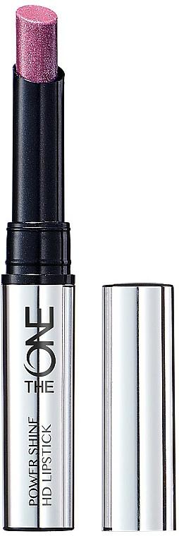 Glänzender Lippenstift - Oriflame The One Power Shine HD Lipstick