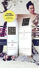 Düfte, Parfümerie und Kosmetik Körperpflegeset - Rituals Cosmetics Mini Sakura Set (Körpercreme 70ml + Duschgel 50ml)