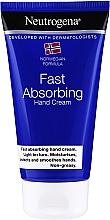 Düfte, Parfümerie und Kosmetik Handcreme - Neutrogena Fast Absorbing Hand Cream