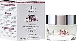 Düfte, Parfümerie und Kosmetik Zelluläre Anti-Aging Tagescreme - Farmona Professional Skin Genic