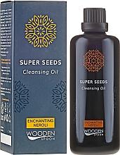 Düfte, Parfümerie und Kosmetik Reinigungsöl mit Nerolli - Wooden Spoon Super Seeds Enchanting Neroli Cleansing Oil