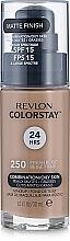 Düfte, Parfümerie und Kosmetik Langanhaltende Foundation LSF 15 - Revlon ColorStay for Combination/Oily Skin SPF 15