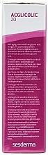 Anti-Aging Gesichtscreme-Gel für Mischhaut - SesDerma Laboratories 20 Moisturizing Gel — Bild N2