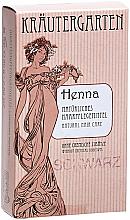 Düfte, Parfümerie und Kosmetik Hennapulver für schwarze Nuancen - Styx Naturcosmetic Henna Schwarz