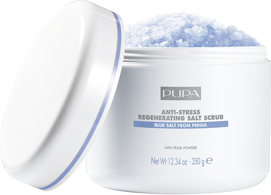 Regenerierendes Anti-Stress-Salzpeeling - Pupa Home Spa Salt Scrub