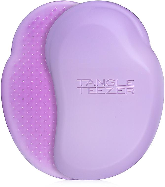 Entwirrbürste lila - Tangle Teezer The Original Fine & Fragile Pink Dawn