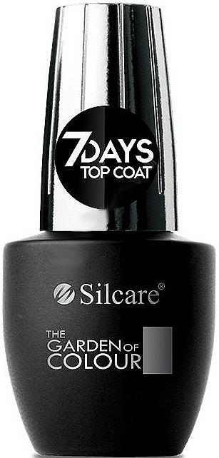Nagelüberlack - Silcare The Garden of Colour Top Coat 7days