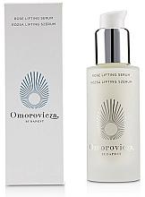Düfte, Parfümerie und Kosmetik Liftingserum für das Gesicht mit Rosenextrakt - Omorovicza Rose Lifting Serum