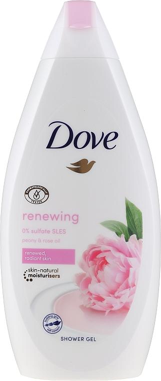 Duschgel mit Rosenöl - Dove Renewing Shower Gel