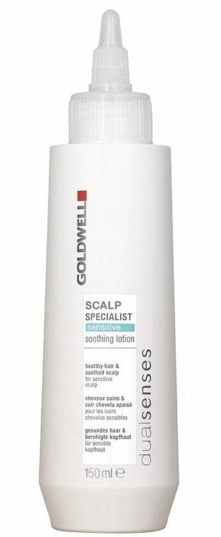 Beruhigende Haarlotion für sensible Kopfhaut - Goldwell DualSenses Scalp Specialist Sensitive Soothing Lotion