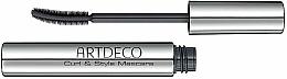 Düfte, Parfümerie und Kosmetik Parfümfreie Mascara für geschwungene Wimpern - Artdeco Curl & Style Mascara
