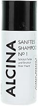 Düfte, Parfümerie und Kosmetik Sanftes farbschützendes Shampoo für coloriertes Haar - Alcina Hare Care Sanftes Shampoo №1