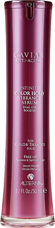 Anti-Aging-Haarserum für unendliche Farbbeständigkeit - Alterna Caviar Anti-Aging Infinite Color Hold Vibrancy Serum