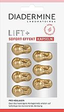 Düfte, Parfümerie und Kosmetik Aufbauende und revitalisierende Gesichtskapseln mit Lifting-Effekt - Diadermine Lift+ Sofort Effect Capsules