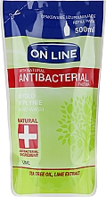 Düfte, Parfümerie und Kosmetik Handseife Lime - On Line Lime Liquid Soap (Refill)