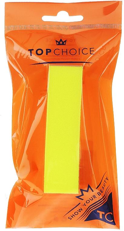 Nagelpufferblock 120/150 74813 gelb - Top Choice Colours Nail Block