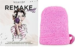 Düfte, Parfümerie und Kosmetik Gesichtsreinigungshandschuh rosa - MakeUp