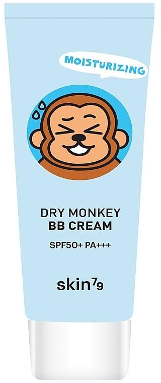 Feuchtigkeitsspendende BB Creme LSF 50 - Skin79 Animal BB Cream Dry Monkey