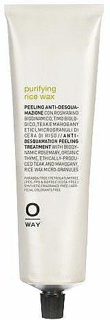 Reinigungspeeling für die Kopfhaut gegen Schuppen - Rolland Oway ReLife Anti-Dandruff
