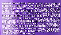 Feuchtigkeitsspendender Haarbalsam - Freeman Papaya and Mango Moisture 3 Minute Conditioner — Bild N3