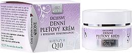 Düfte, Parfümerie und Kosmetik Straffende Tagescreme mit Hyaluronsäure und Coenzym Q10 - Bione Cosmetics Exclusive Organic Day Facial Cream With Q10