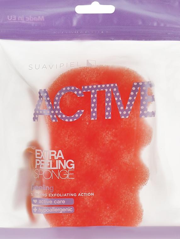 Peelingschwamm orange - Suavipiel Active Esponja Extra Peeling