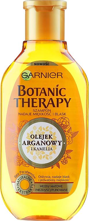 Shampoo mit Arganöl und Kamelie - Garnier Botanic Therapy Argan