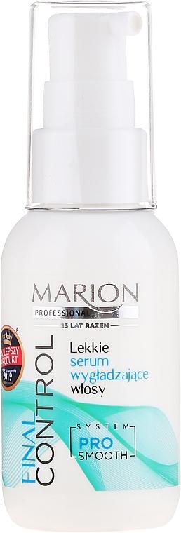 Glättendes Haarserum - Marion Final Control