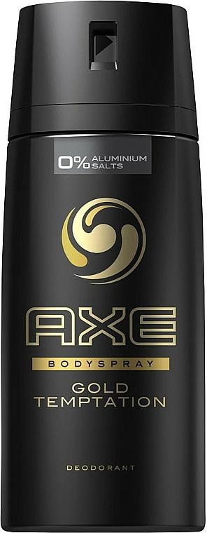 Deospray - Axe Deodorant Bodyspray Gold Temptation