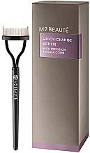 Düfte, Parfümerie und Kosmetik Wimpernbürste - M2Beaute Quick-Change Artists High Precision Eyelash Comb