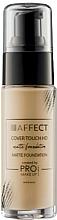 Düfte, Parfümerie und Kosmetik Mattierende Foundation - Affect Cosmetics Cover Touch Matte Foundation