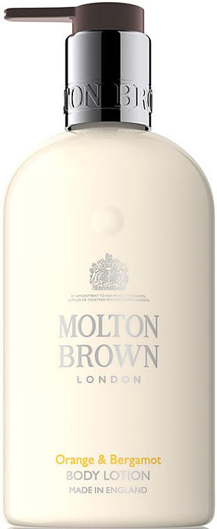 Molton Brown Orange & Bergamot Body Lotion - Körperlotion Orange & Bergamotte — Bild N1